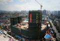 怀化国际商贸城 如火如荼建设中