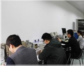 GNSS信号测试区域