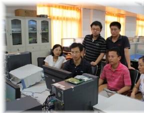 桂电卫星导航与位置感知重点实验室