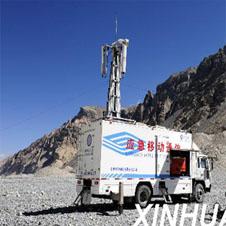 移动传媒助力山区开发