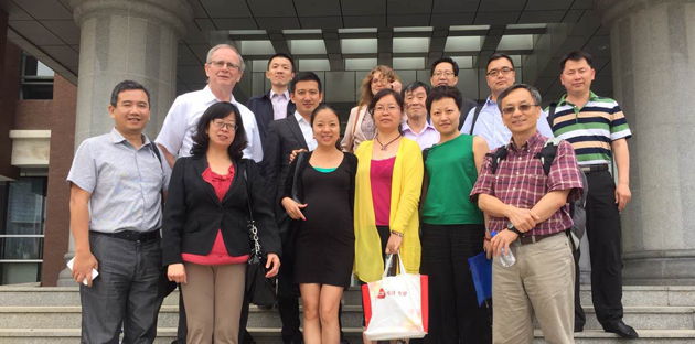 Pilot Project of ACCC II Launched in Jilin Province