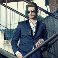 超级男模Andrei——北京外籍男模