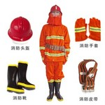 昆明消防战斗服