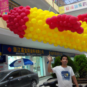郑州气球造型