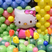 郑州艺术气球宝宝庆典