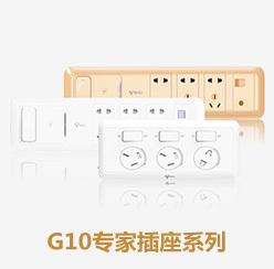 G10专家插座系列