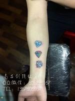 钻石纹身、南昌剑强纹身、南昌好纹身