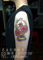 欧美纹身、南昌哪里纹身好?