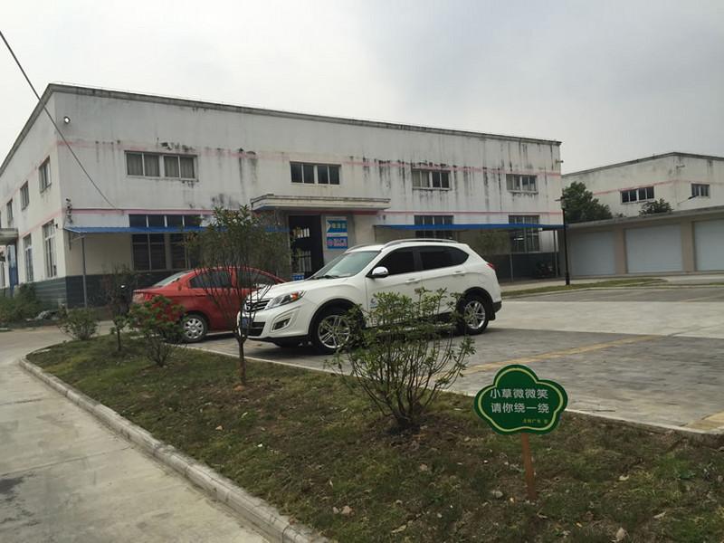 公司停车场2