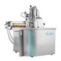 耐驰BeadBox® 快速有效的研磨珠处理系统