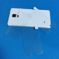 For Samsung Galaxy S3 Mini 0.3mm 2.5D Round Edge Tempered Glass Screen Protector