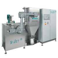 s-Jet 25实验室蒸汽气流磨