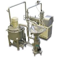 耐驰巧克力设备 耐驰研磨机 预切割系统 PreCutter VN