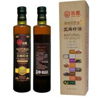 亚麻籽油好的品牌 厂家直销 价格优惠