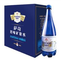 捷克萨奇苦味矿泉水(1000mlx6瓶 箱装)