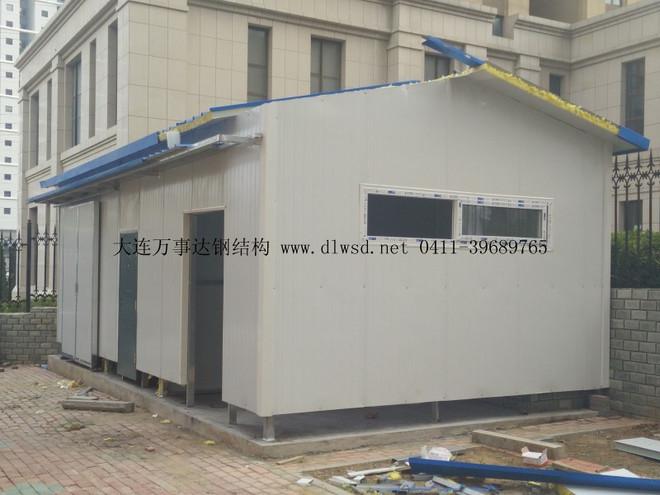 大連防火棉,大連彩板房,大連輕鋼彩板房