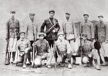 新疆生产建设兵团老照片