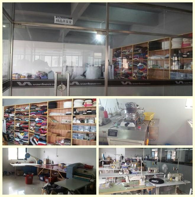帽子厂样品开发室