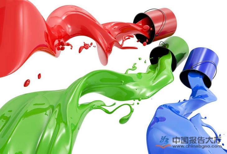 我國水漆行業市場競爭分析