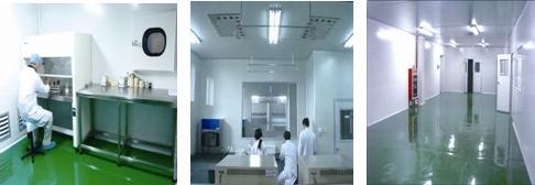 微生物检测室_洁净工程