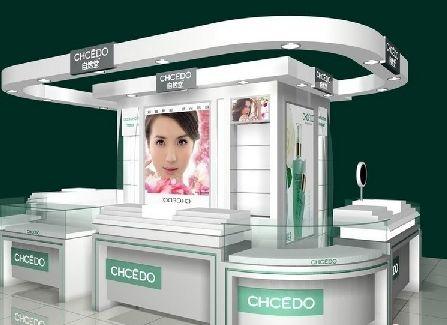 化妝品展柜