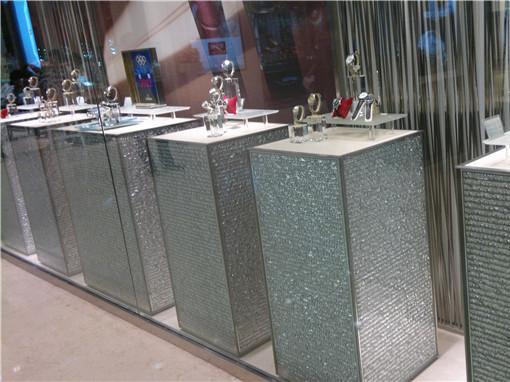 玻璃展柜设计应考虑到的因素有哪些
